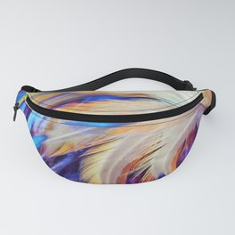 Wild Feather Bouquet Fanny Pack