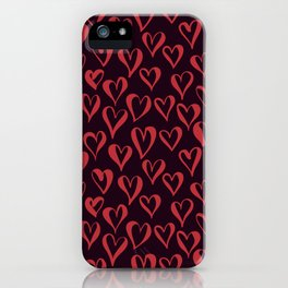Hearty Treat 2 iPhone Case