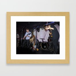 Avers at Baby's All Right Brooklyn, New York Framed Art Print