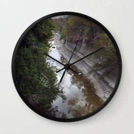 Texas 2 Wall Clock