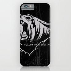 The Bear Slim Case iPhone 6s