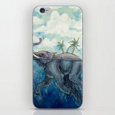 Elephant Island iPhone & iPod Skin
