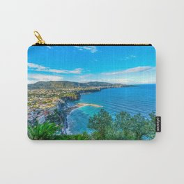 Sea Sorrento Italy Carry-All Pouch