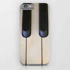 Antique Piano Keys iPhone 6s Slim Case