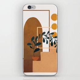 Modern Abstract Art 50 iPhone Skin