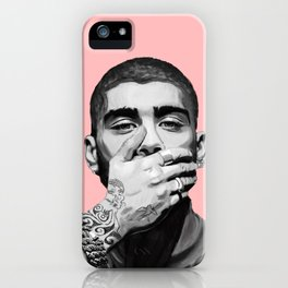 Zayn. iPhone Case