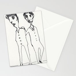 FRIENDS_SERIES_1 Stationery Cards