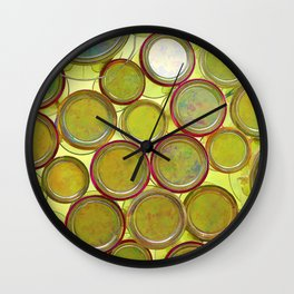 Paint by Lika Ramati Wall Clock