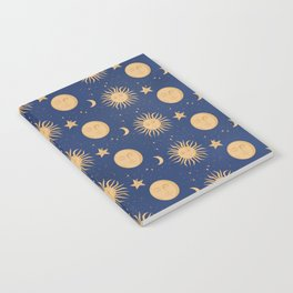 Celestial Bodies Notebook
