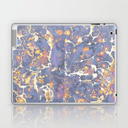 Complementary Paint Marble Laptop & iPad Skin