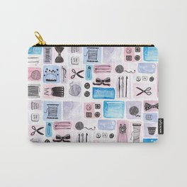 Crazy for Crafts Carry-All Pouch