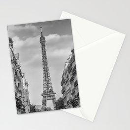 Parisian Flair | monochrome Stationery Cards