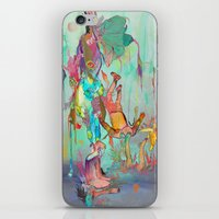 archan nair iPhone & iPod Skins featuring Soulipsism by Archan Nair