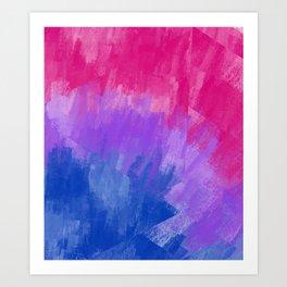 Bisexual Pattern (4) Art Print