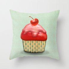 Muffin Throw Pillow