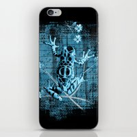 fringe iPhone & iPod Skins featuring Fringe by Veruca Crews