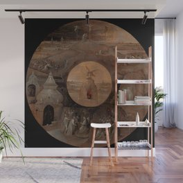 "Hieronymus Bosch ""Scenes from the Passion of Christ"" Wall Mural"