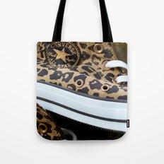 Converse leopard All Stars Tote Bag