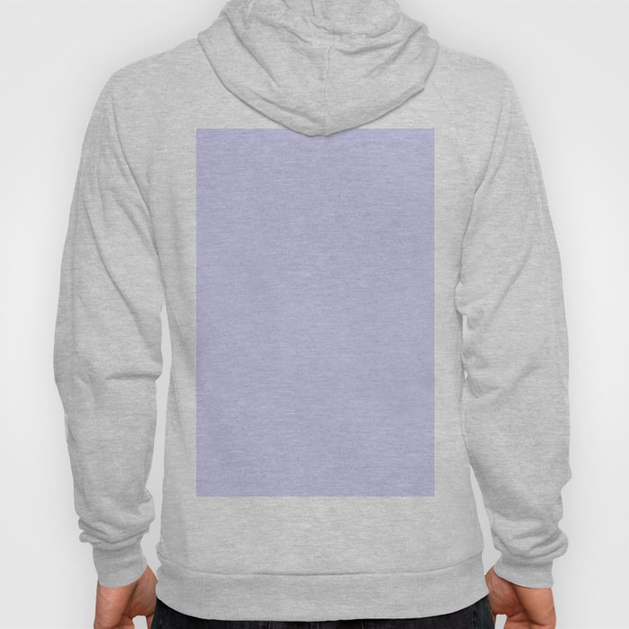 Simply Periwinkle Purple Hoody