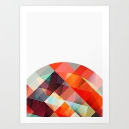 Solaris 02 Art Print