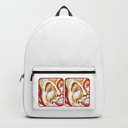 The Face of Mirth Backpack