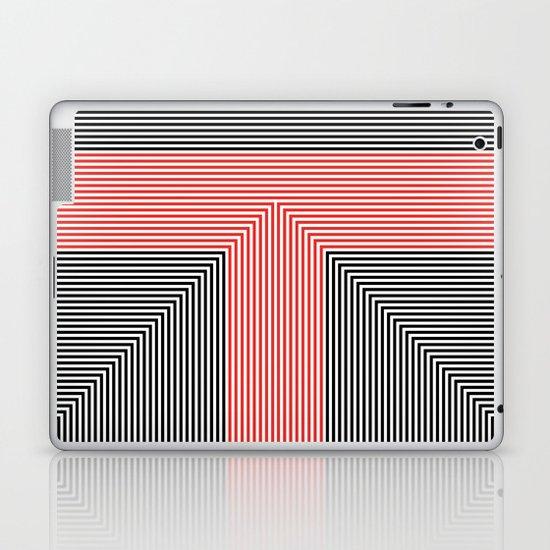 T like T Laptop & iPad Skin