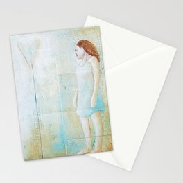 Longing. Stationery Cards