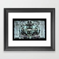 Holy Water Framed Art Print