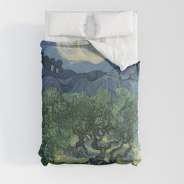 The Olive Trees Comforters