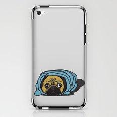 Snug as a Pug iPhone & iPod Skin