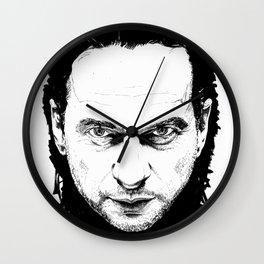 DM - Dave Gahan Wall Clock