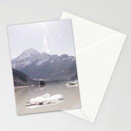 Aoraki Icebergs Stationery Cards