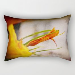 Dawn Lily Rectangular Pillow