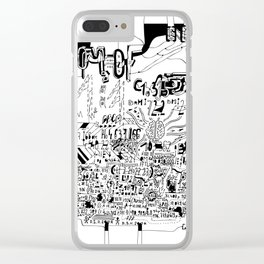 Prospectus, page one Clear iPhone Case