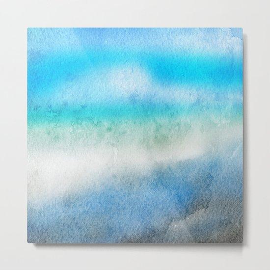 Tropical sea #7 Metal Print