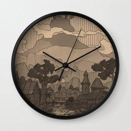 Resdayn Wall Clock