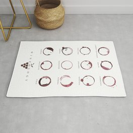 Red Wine Stains Rug