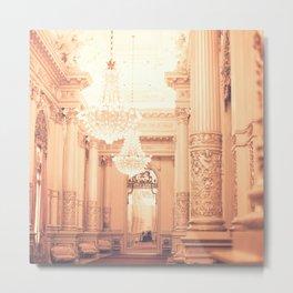 The Golden Room II Metal Print