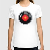 2001 T-shirts featuring 2001: A Pixel Odyssey by Eric A. Palmer
