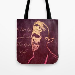 When It's Dark Out Tote Bag