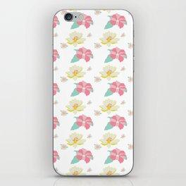 Floral Retreat iPhone Skin
