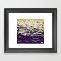Mirage. Framed Art Print