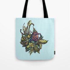 Little Bird Tote Bag