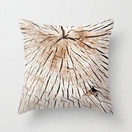 Wood grain Textures 60 Throw Pillow