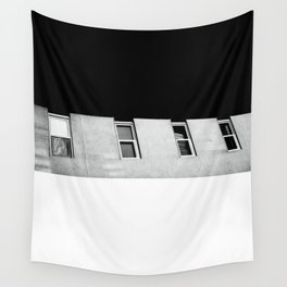 Concrete Monster Wall Tapestry