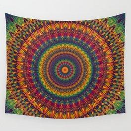 Mandala 529 Wall Tapestry