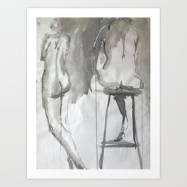 The Women || Art Print