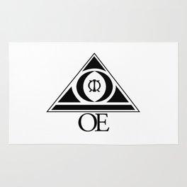 (OE) Overcome Everything Rug