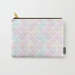 Patterns Of My Heart Carry-All Pouch