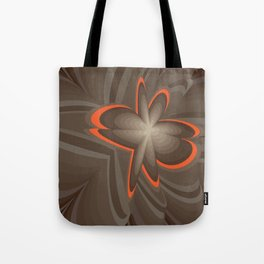 Wood flower 2 Tote Bag